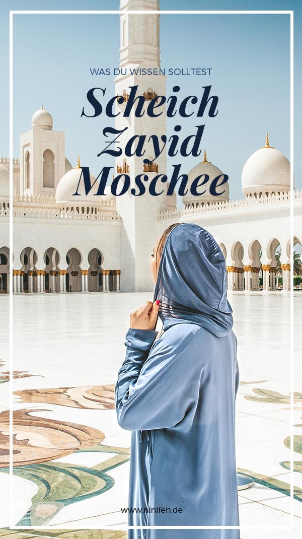 Orient Kreuzfahrt Abu Dabi Scheich Zayid Moschee Was du wissen solltest