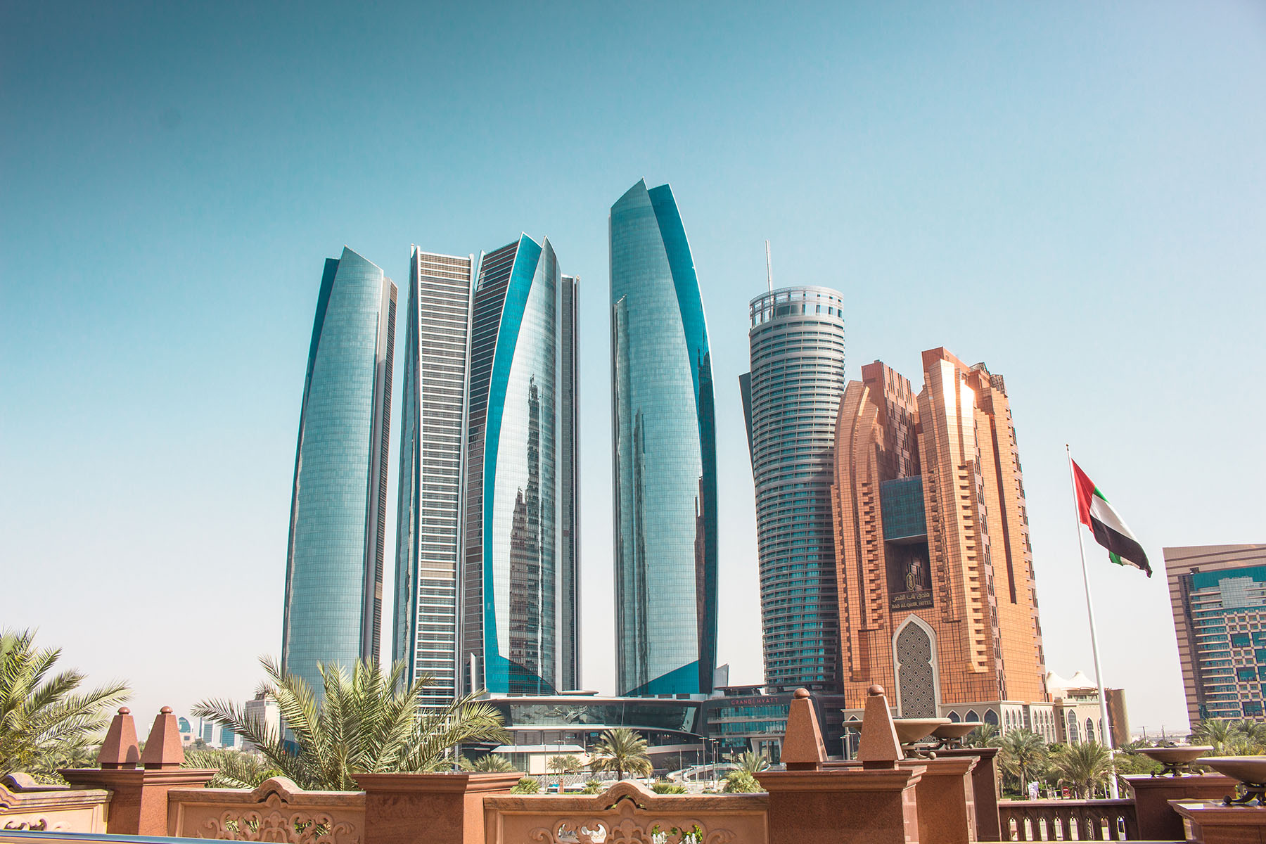 Orient Kreuzfahrt Abu Dhabi City Ausflug 3