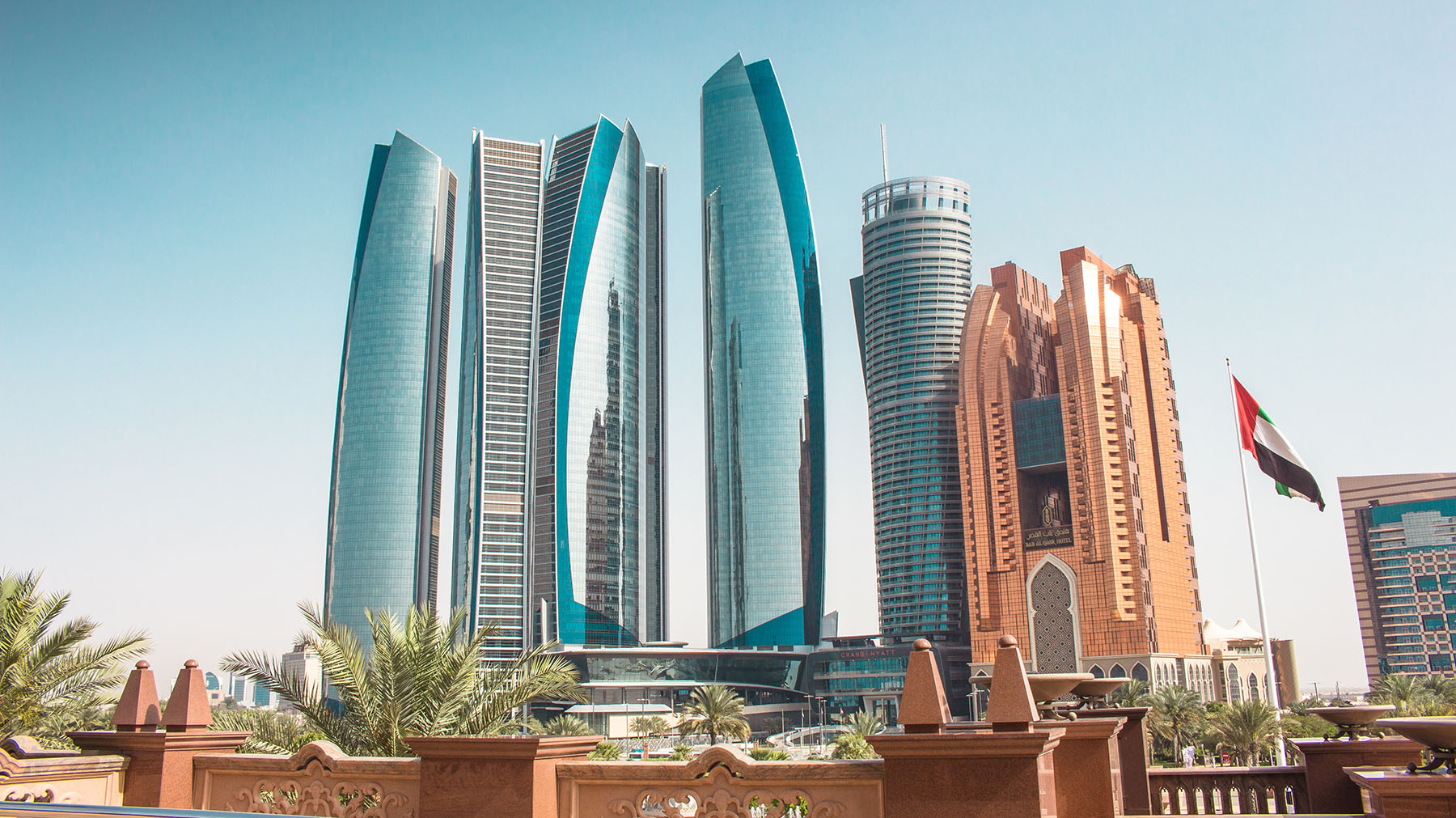 Orient Kreuzfahrt Abu Dhabi City Ausflug
