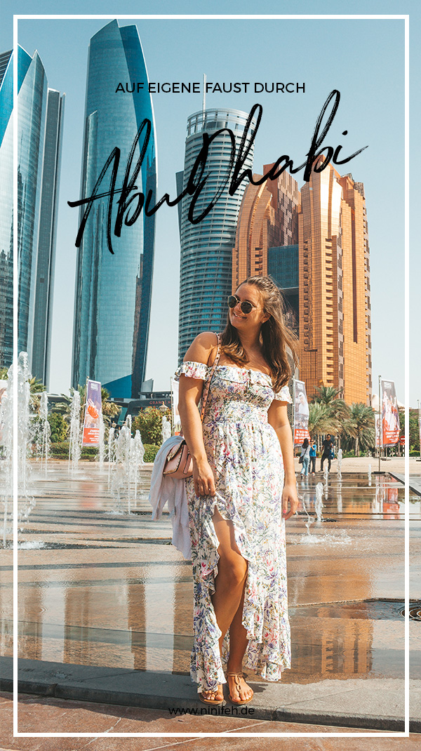 Orient Kreuzfahrt Abu Dhabi auf eigene Faust