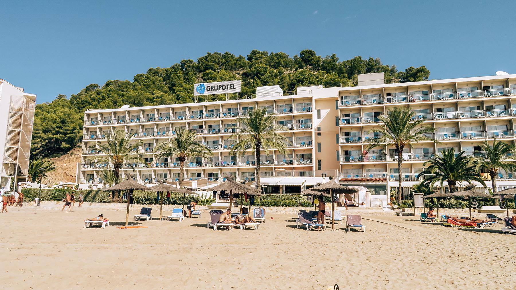 Hotel Cala Sant Vicent Ibiza Norden