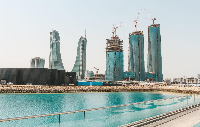 Orient Kreuzfahrt Manama Bahrain Ausflug Gebäude 2