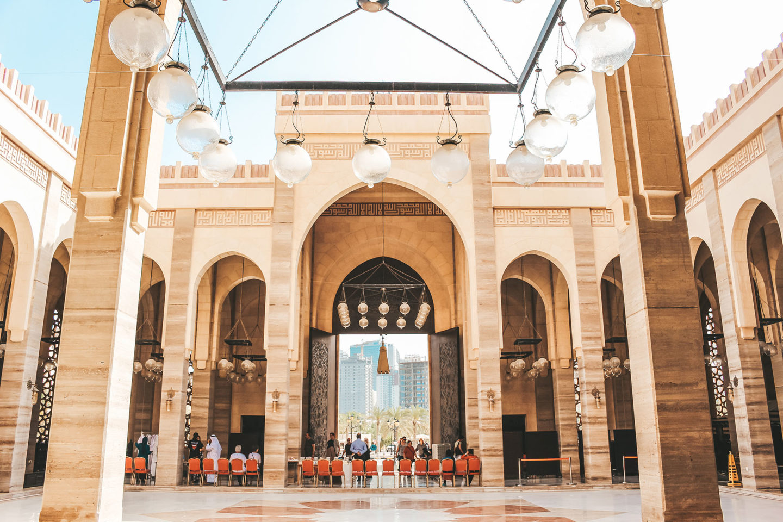 Orient Kreuzfahrt Manama Bahrain Ausflug Moschee 2