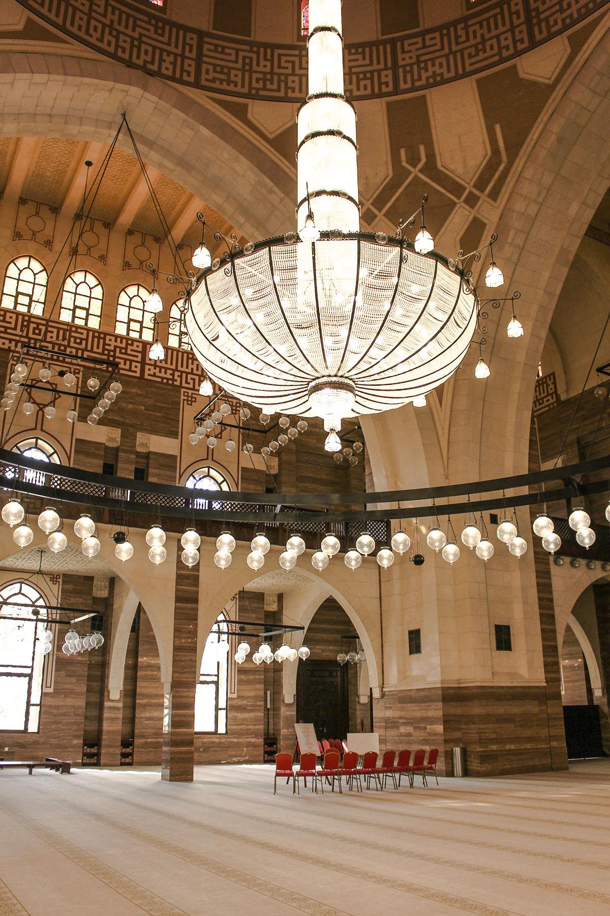 Orient Kreuzfahrt Manama Bahrain Ausflug Moschee 4