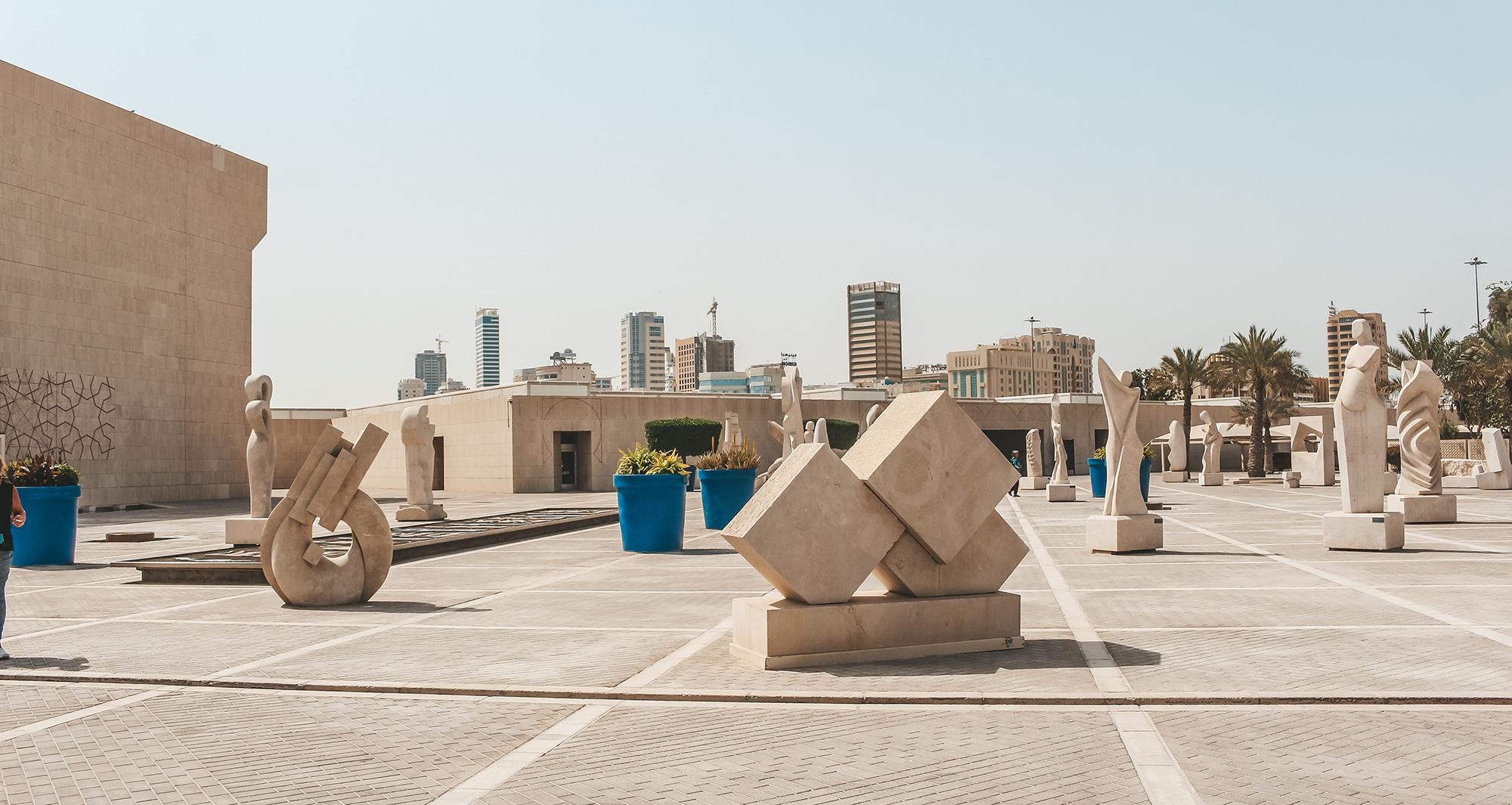 Orient Kreuzfahrt Manama Bahrain Ausflug Museum