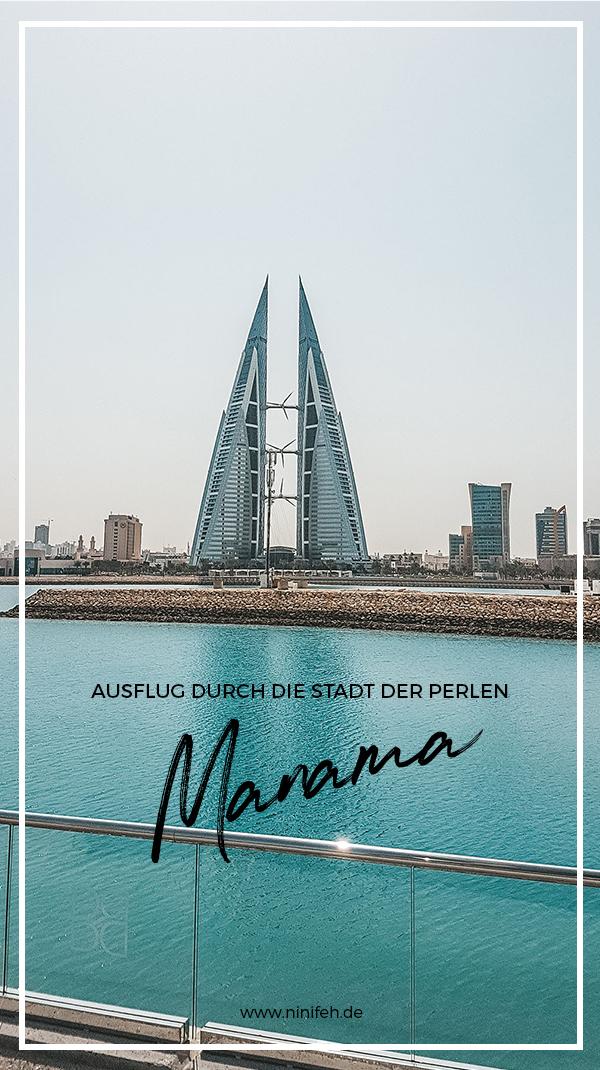 Orient Kreuzfahrt Manama Bahrain Ausflug durch die Stadt der Perlen