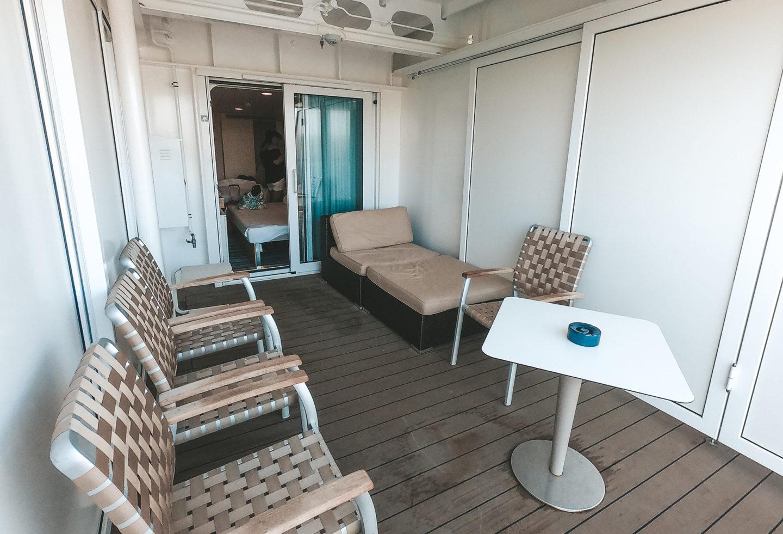 Mittelamerika Kreuzfahrt Mein Schiff 6 Kombi Balkon Kabine