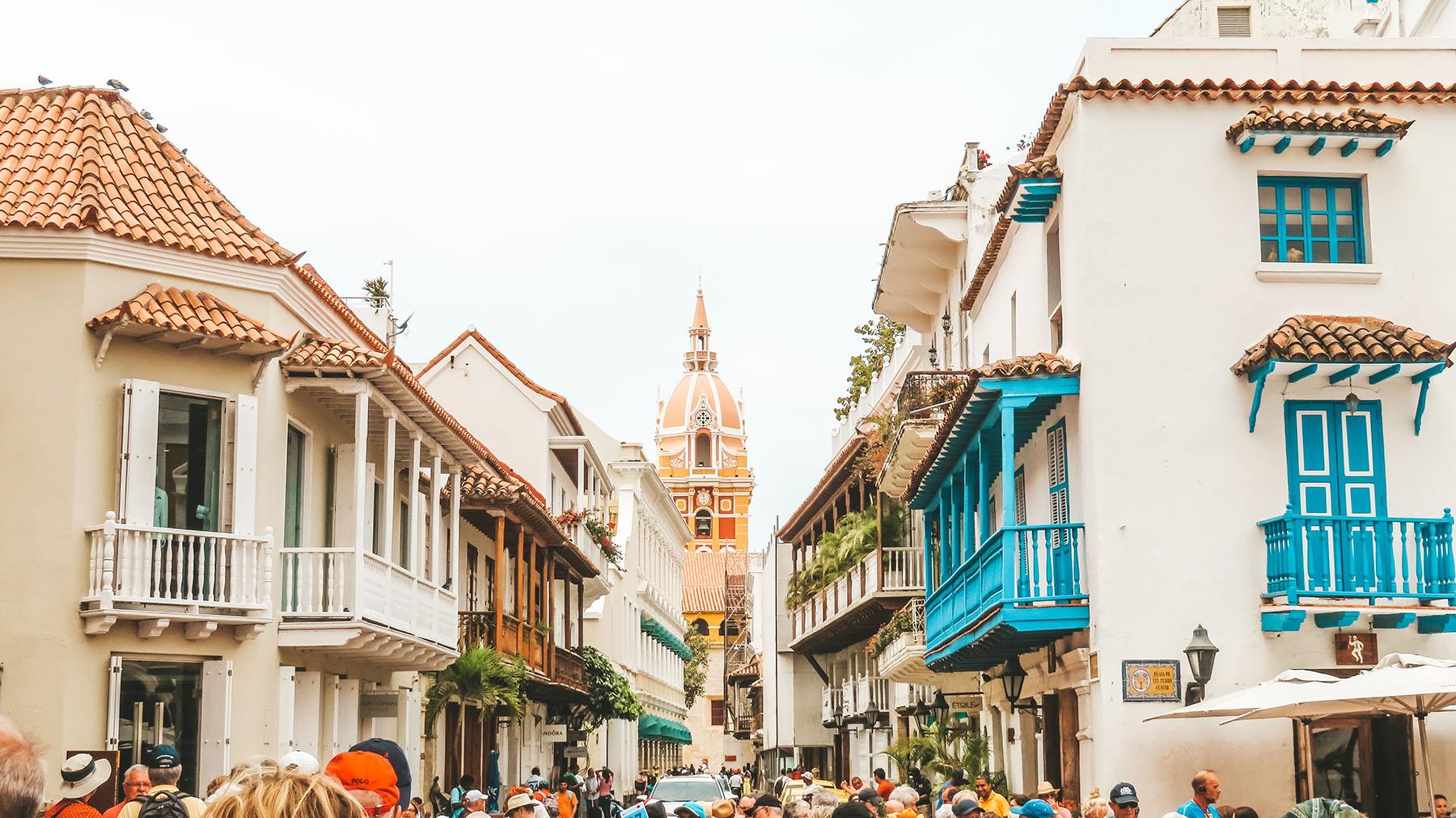 Mittelamerika Kreuzfahrt Mein Schiff 6 Cartagena