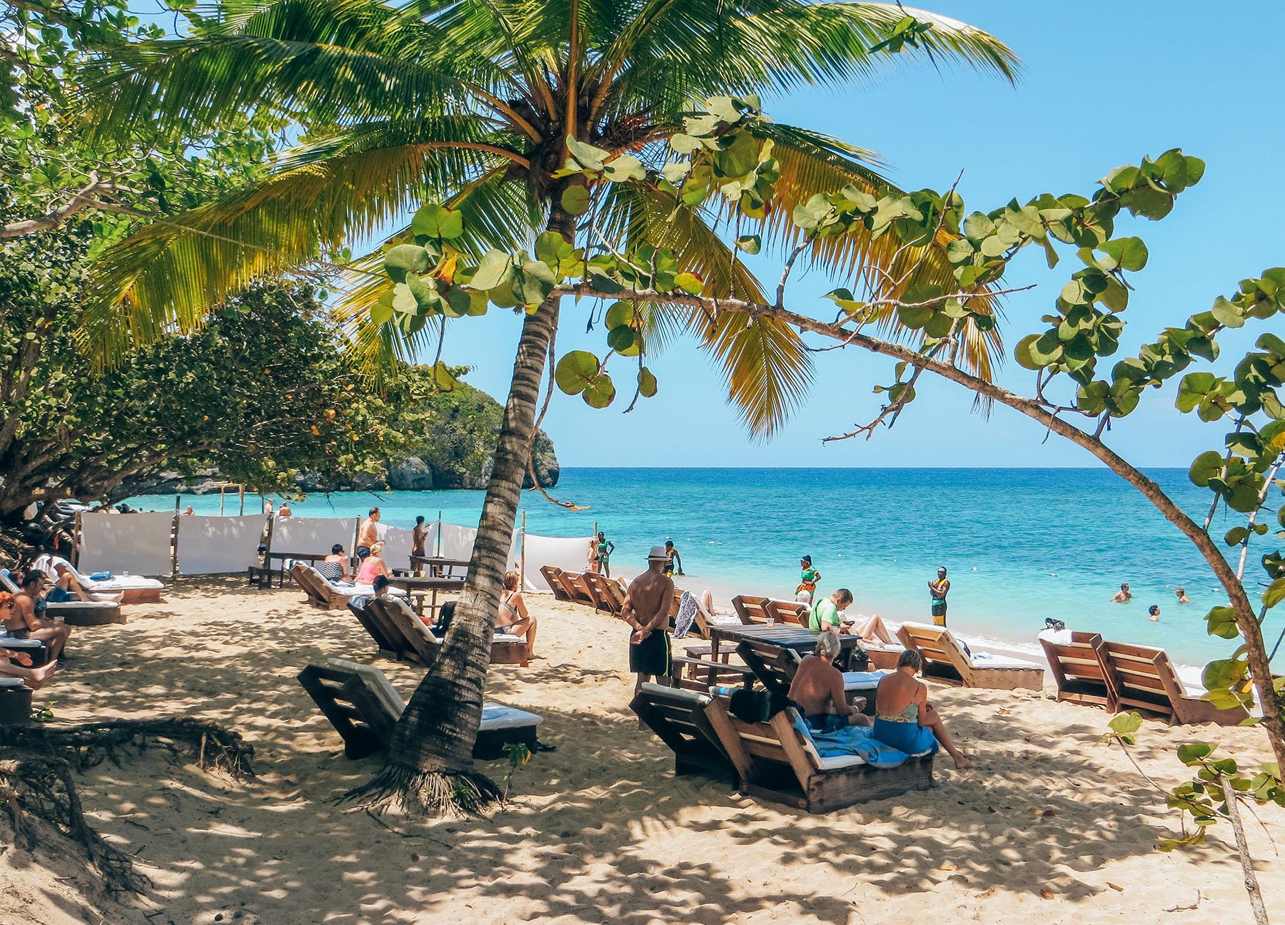 Mittelamerika Kreuzfahrt Jamaika Bamboo Beach Club