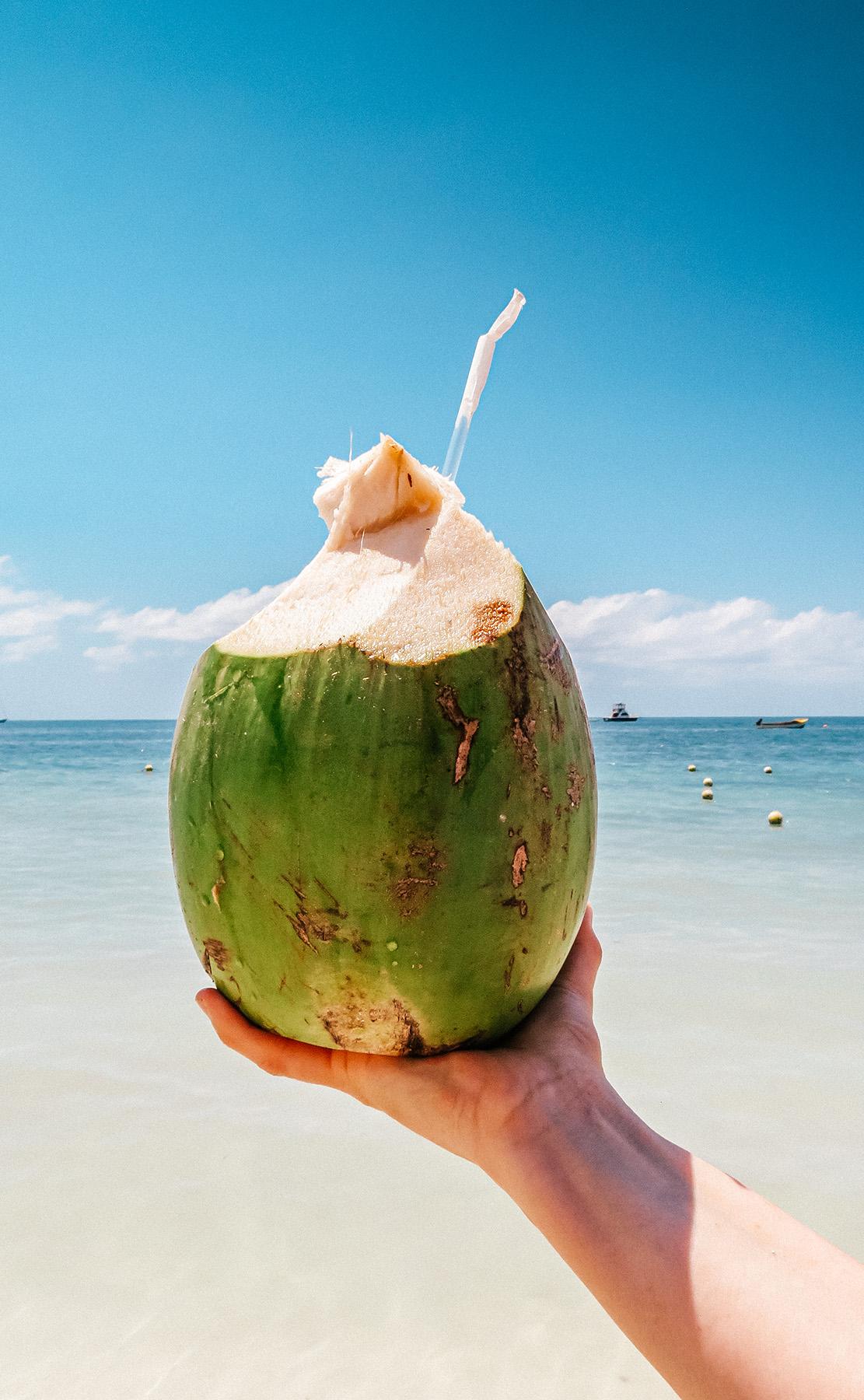 Ausflug Seven Mile Beach Negril Jamaika