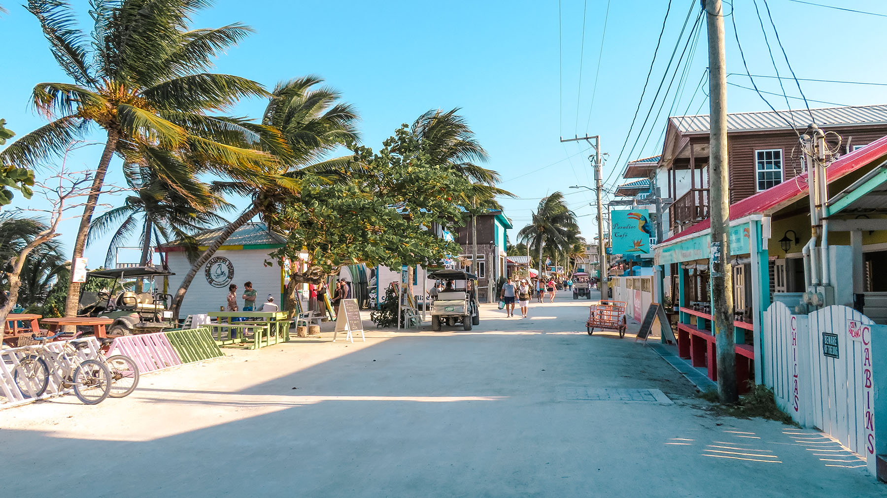 Belize Caye Caulker Ausflug