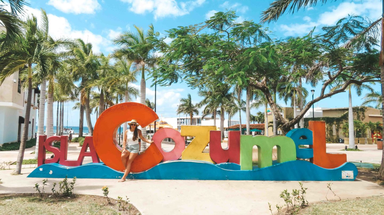 Cozumel Mexiko Ausflug Stadt