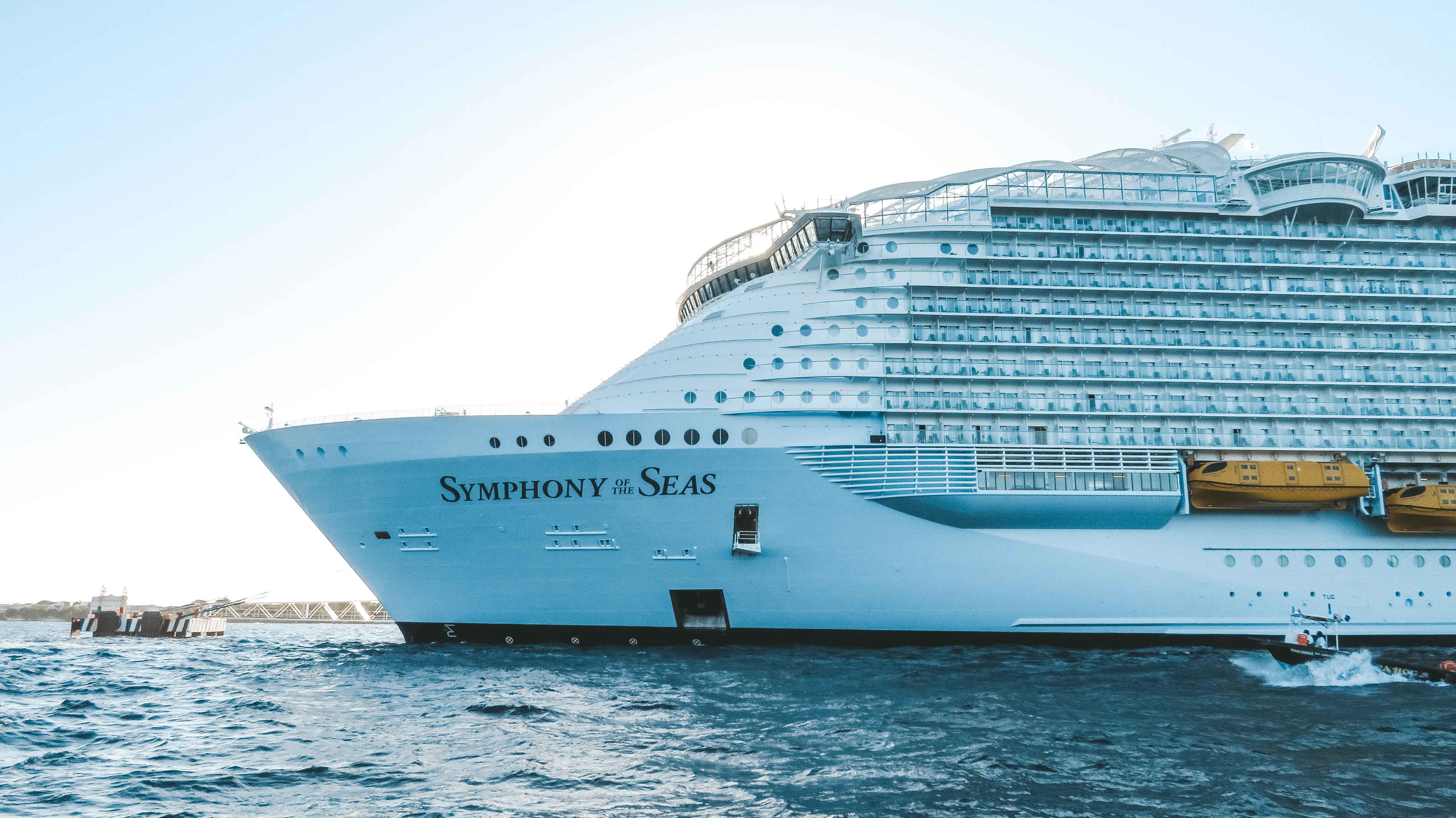 Kreuzfahrt Schiff Symphony of the seas