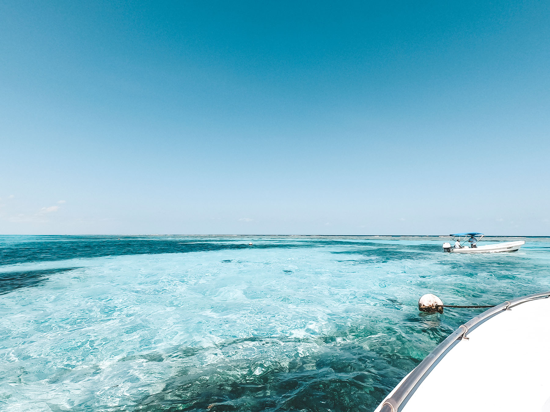 Mittelamerika Kreuzfahrt Belize Barrier Reef