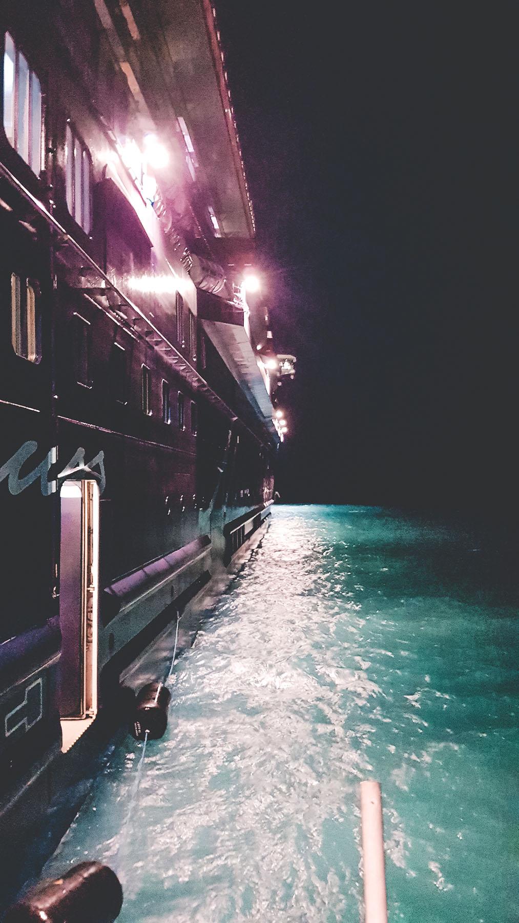 Mittelamerika Kreuzfahrt Mein Schiff 6 Belize Tendern