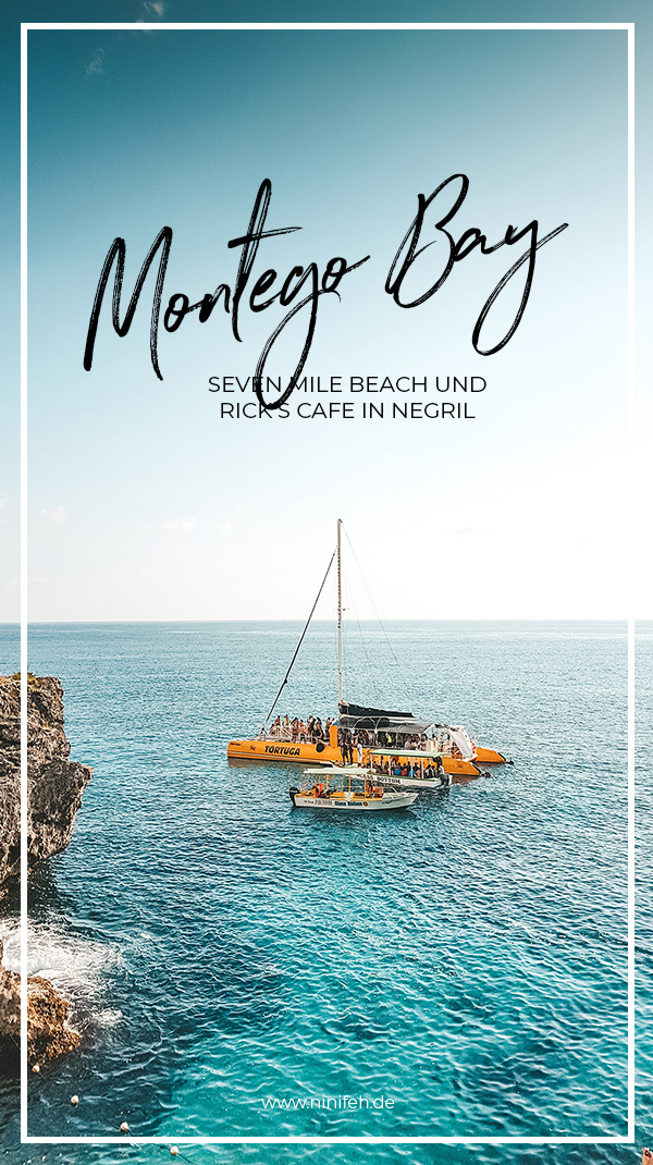 Mittelamerika Kreuzfahrt Montego Bay Jamaika Seven Mile Beach Ricks Cafe Negril