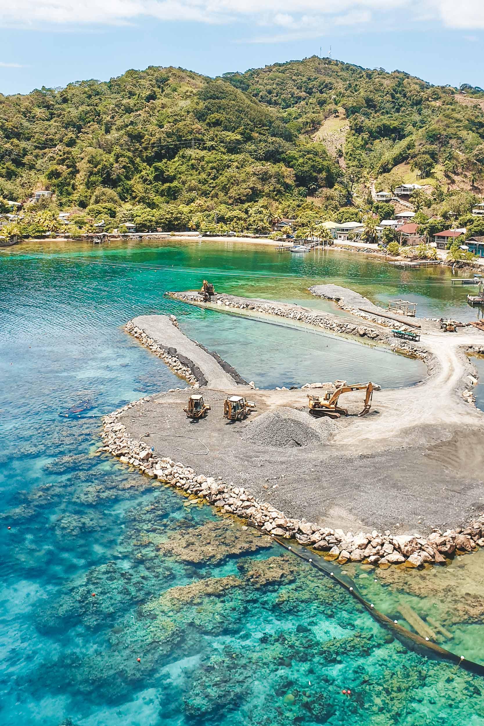 Mittelamerika-Kreuzfahrt-Roatan-Honduras-Mein-Schiff