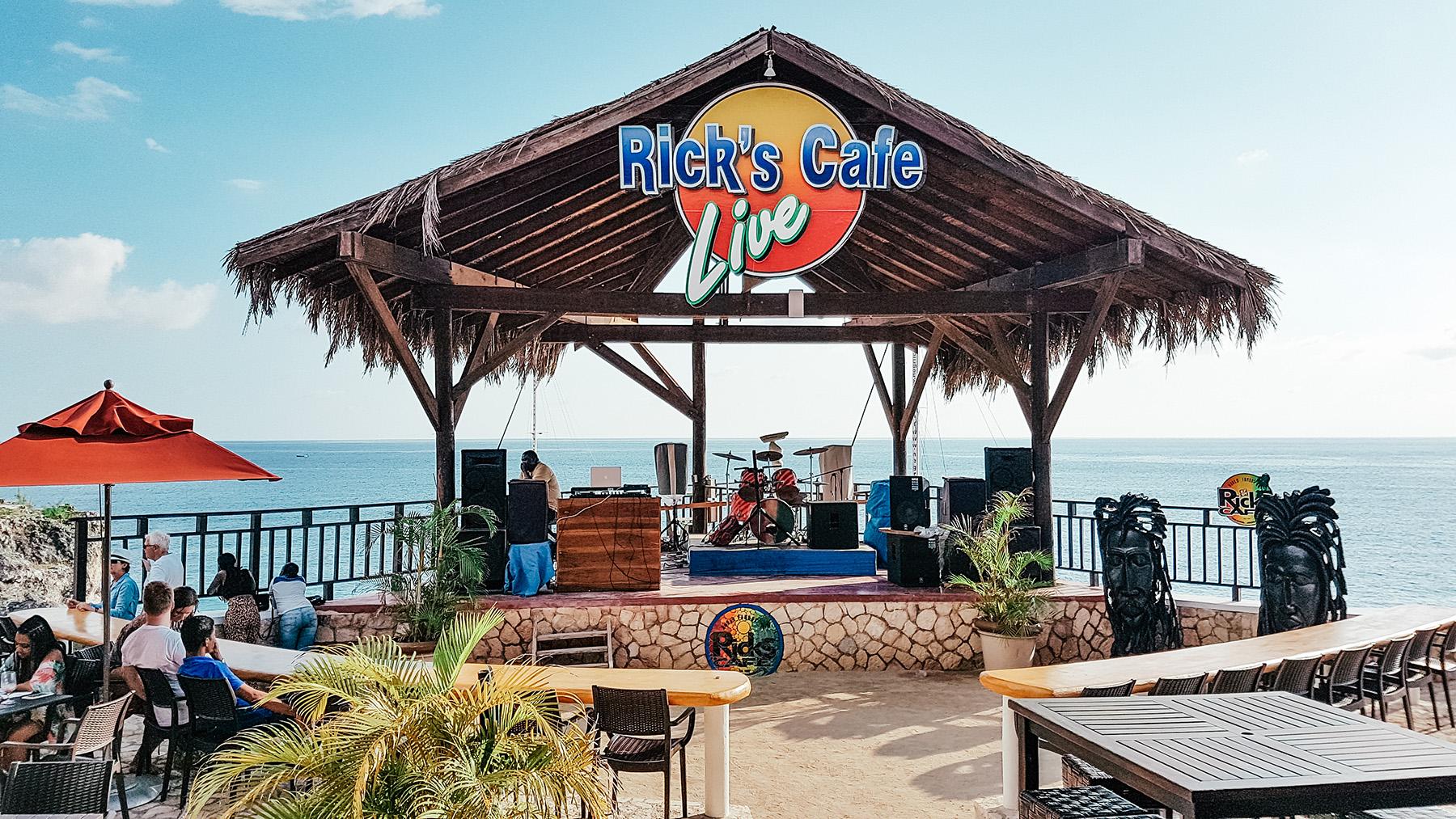Ricks Cafe Negril Jamaika