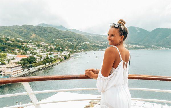 Dominica Karibik Kreuzfahrt Aussicht Mein Schiff 5