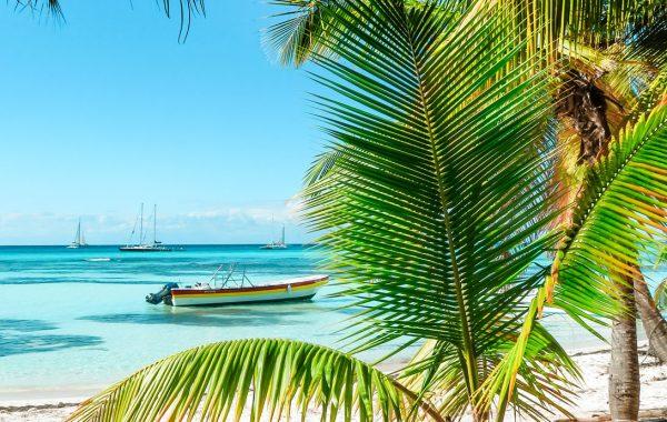 Dominikanische Republik Karibik Isla Saona