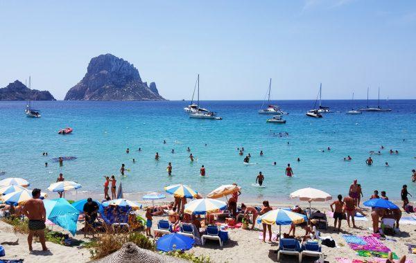Ibiza Strand Cala d Hort Restaurant