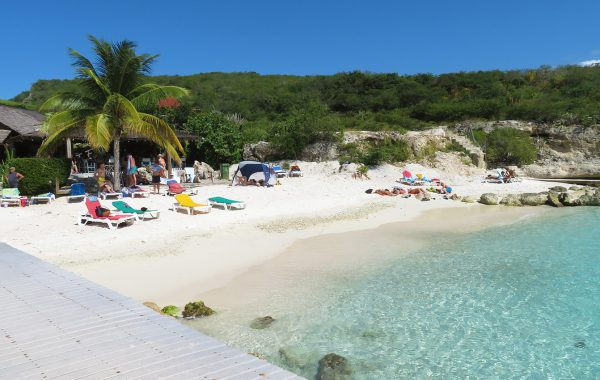 Karibik Kreuzfahrt Porto Mari Strand Curacao